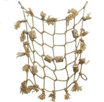 Huge Hanging Bird Climbing Net