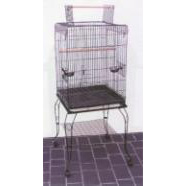 Avi One B9229SB Open Top Parrot Cage