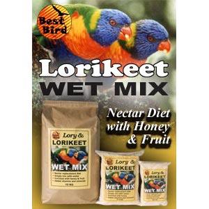 Lorikeet Wet Mix