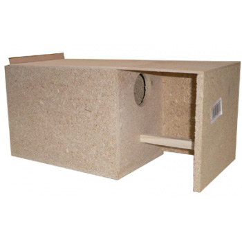 Lovebird Nest Box