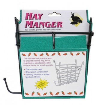 Metal Hay Manger