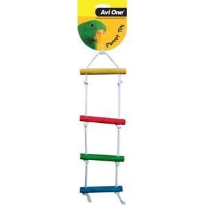 Ladder on Rope Medium