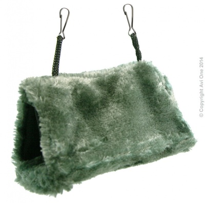 Avi One Bird Hammock-Closed Small Green